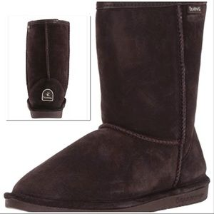 BearPaw Emma brown boots size 9